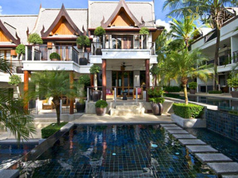Отель Baan Yin Dee 4* о. Пхукет Таиланд