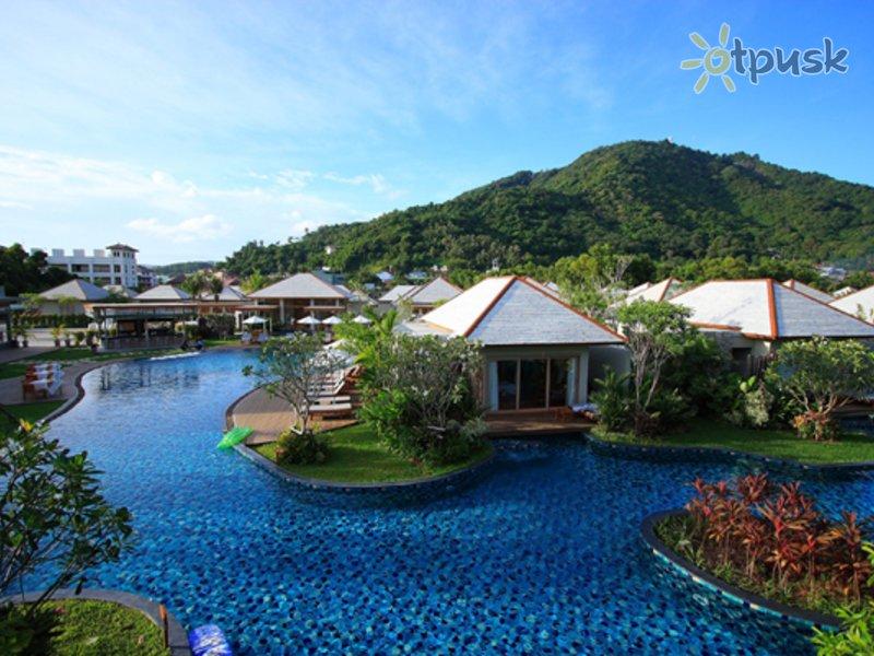 Отель Metadee Resort 4* о. Пхукет Таиланд