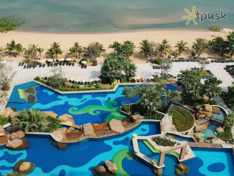 Отель The Zign Hotel 5* Паттайя Таиланд
