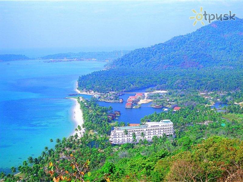 Отель Aunchaleena Beach Front Resort 3* о. Чанг Таиланд