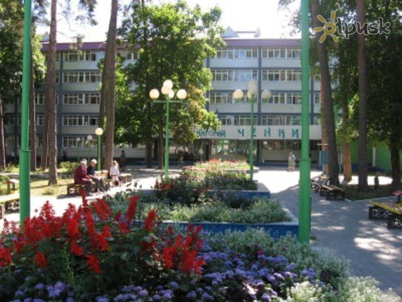 Отель Санаторий Ченки 2* Гомель Беларусь