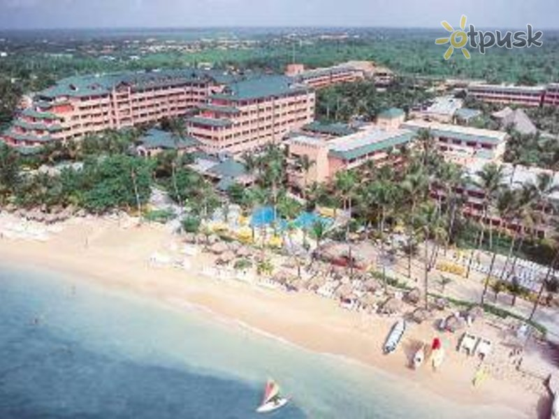Отель Embassy Suites Hotel at Los Marlins Grand Resort 3* Хуан Долио Доминикана