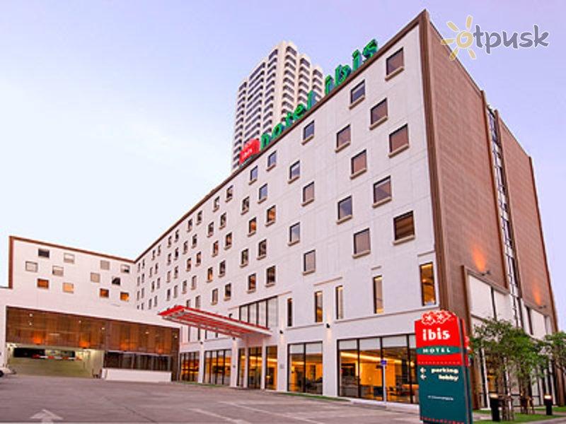 Отель Ibis Bangkok Sukhumvit 4 Hotel 3* Бангкок Таиланд