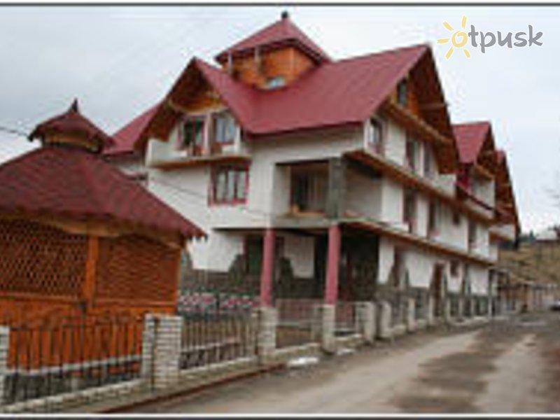 Отель Гуцульская свитлица 2* Буковель (Поляница) Украина - Карпаты
