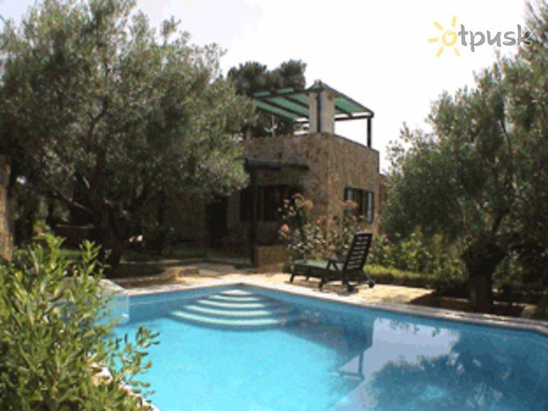 Отель Villa Electra 4* Халкидики – Ситония Греция