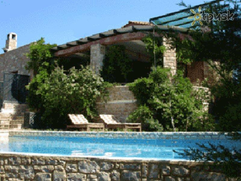 Отель Villa Afrodite 4* Халкидики – Ситония Греция