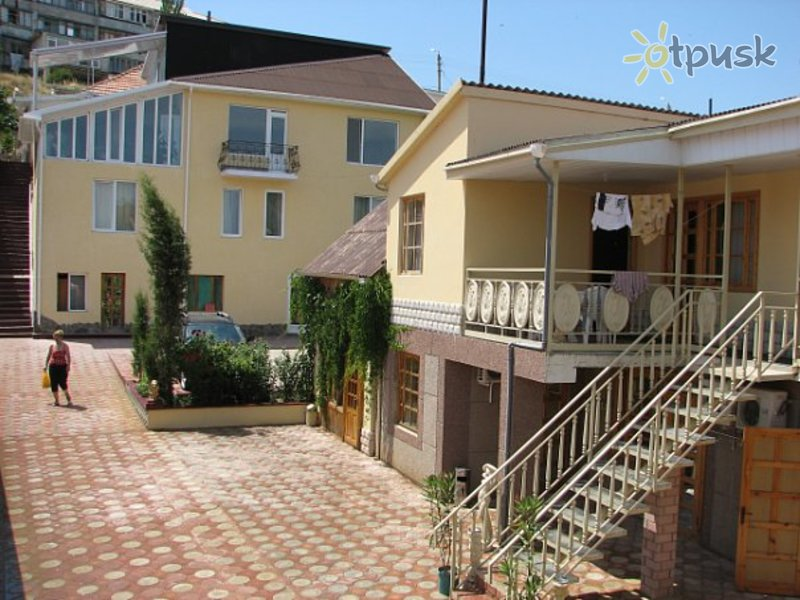 Отель Ласточкино Гнездо 3* Судак Крым