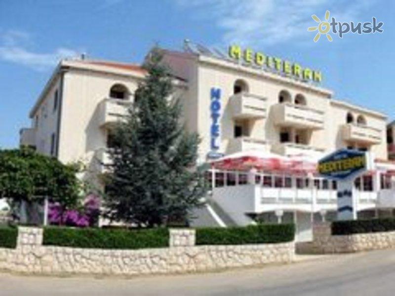 Отель Mediteran 3* Задар Хорватия