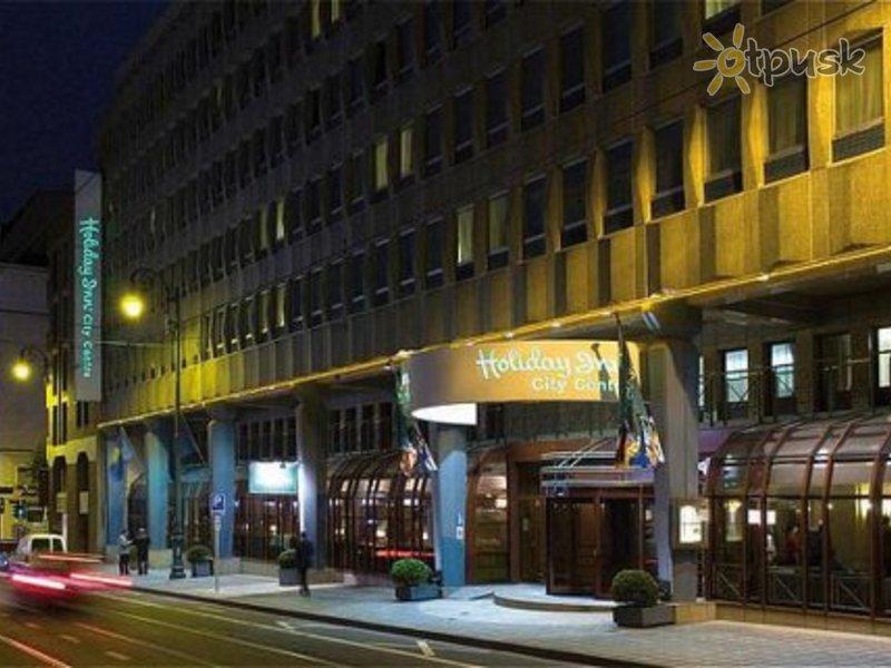 Отель Holiday Inn Brussels City Centre 4* Брюссель Бельгия