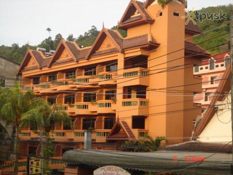 Отель Andaman Hill 3* о. Пхукет Таиланд