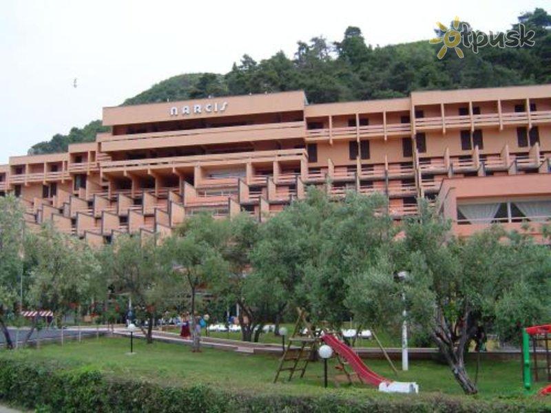 Отель Narcis 3* Рабац Хорватия