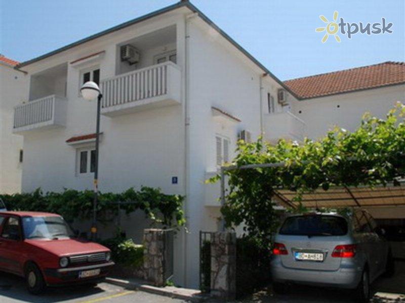 Отель Bonaca Apartments 2* Рафаиловичи Черногория