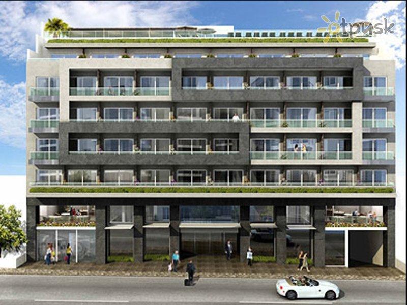 Отель The George 4* Сан Джулианс Мальта
