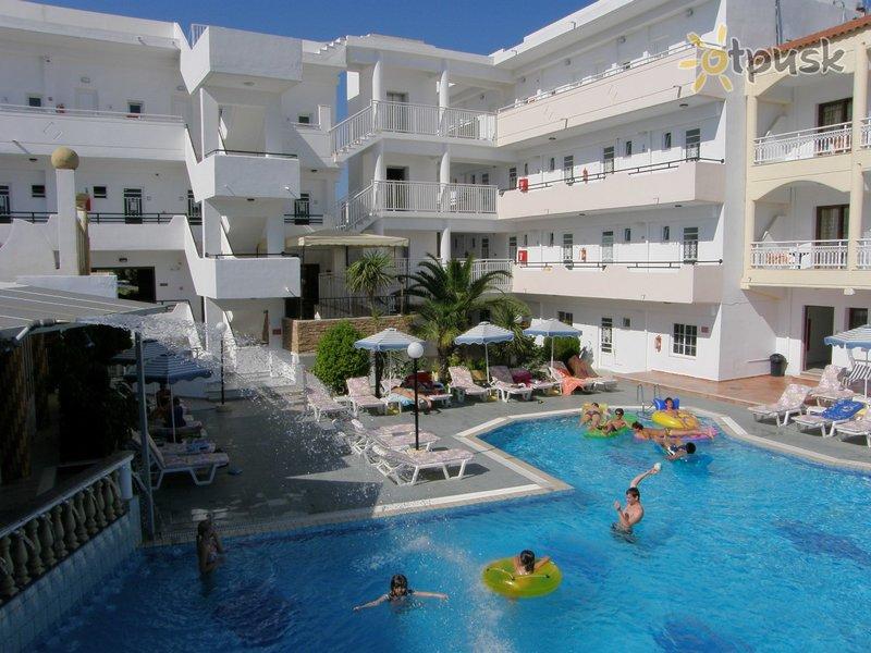 Отель Grecian Fantasia Resort 2* о. Родос Греция