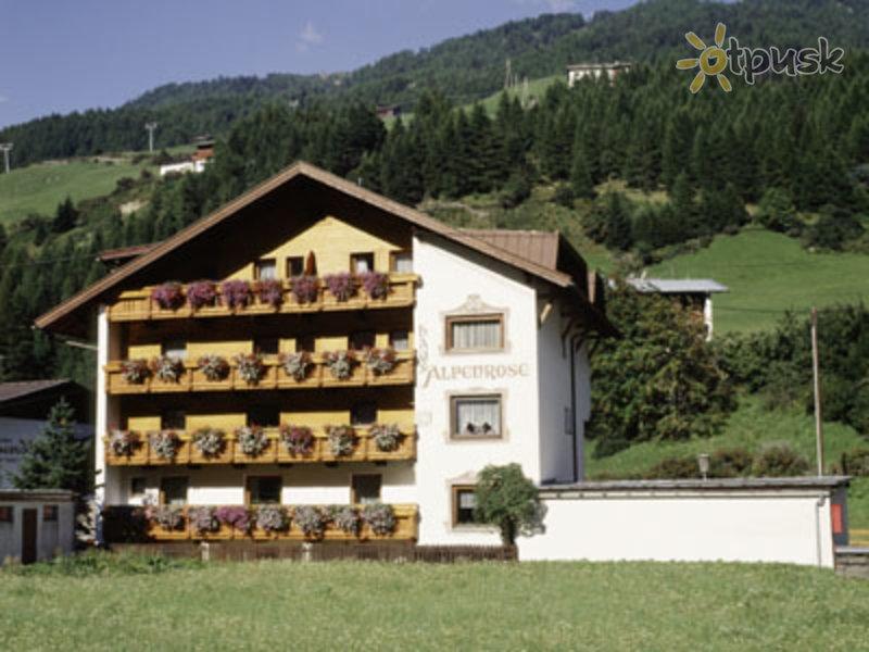 Отель Haus Alpenrose 3* Зельден Австрия