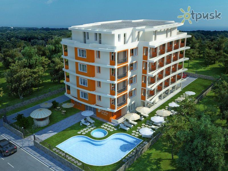 Отель Абелия Резиденс 3* Солнечный берег Болгария