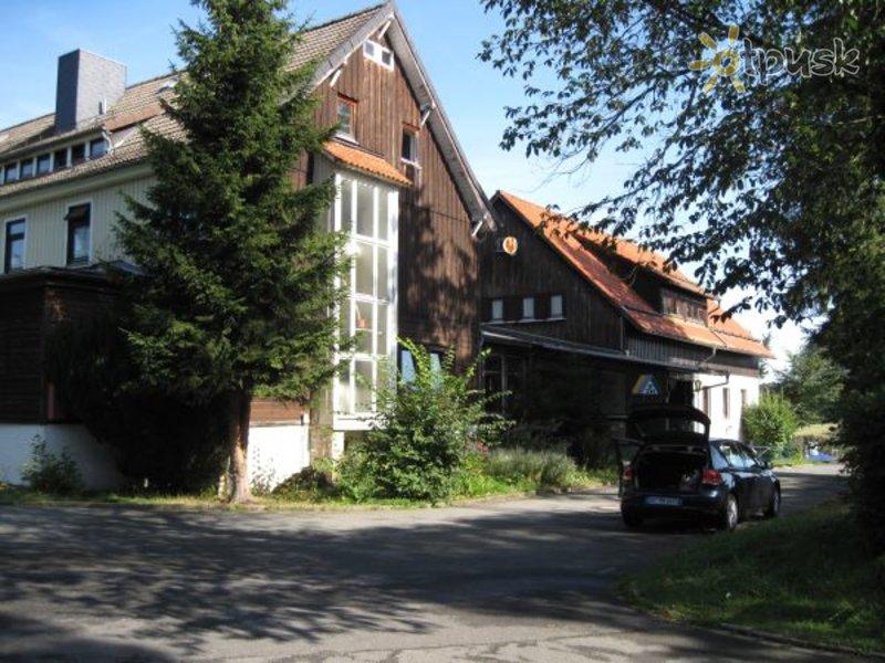 Отель Drei Baeren 3* Альтенау Германия