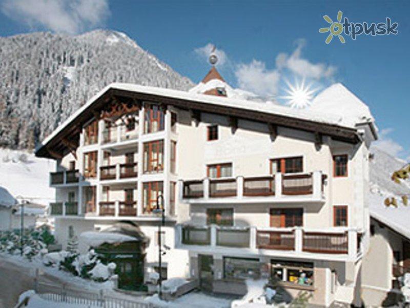 Отель Alpina 3* Ишгль Австрия