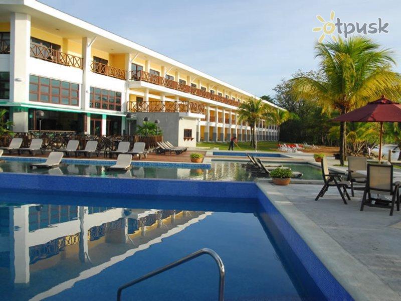 Отель Playa Tortuga Resort 5* Бокас дель Торо Панама