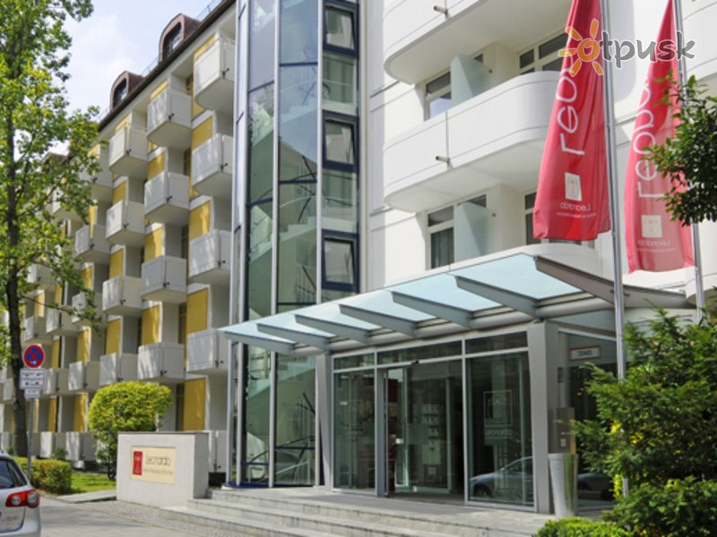 Отель Leonardo Hotel & Residenz Munchen 4* Мюнхен Германия