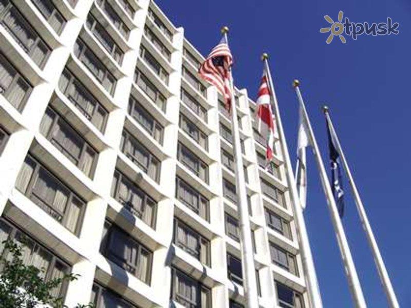 Отель Washington Hilton 4* Вашингтон США