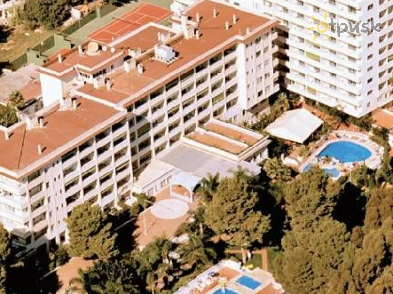 Отель El Pinar 4* Коста Дель Соль Испания