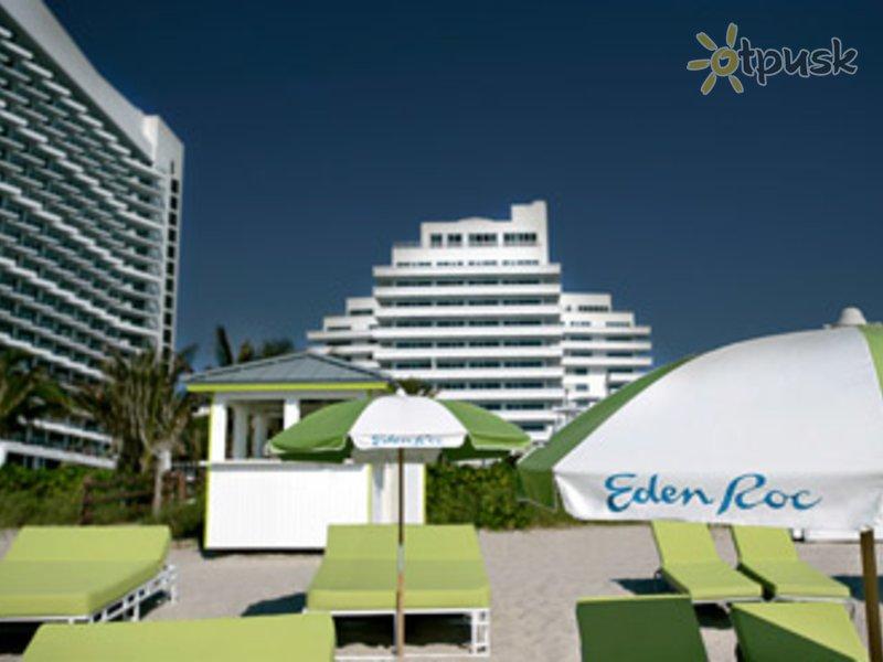 Отель Eden Roc Renaissance Miami Beach 4* Майами США
