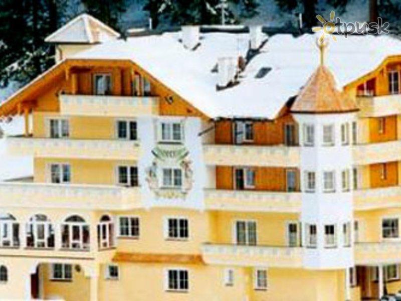 Отель Hotel Waldschloessl 4* Ишгль Австрия