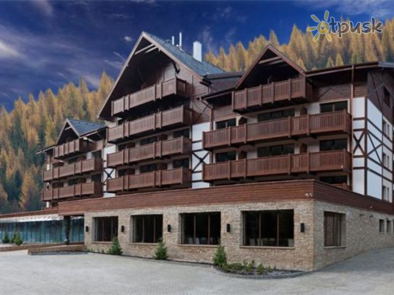 Отель Chopok Wellness Hotel 4* Ясна Словакия