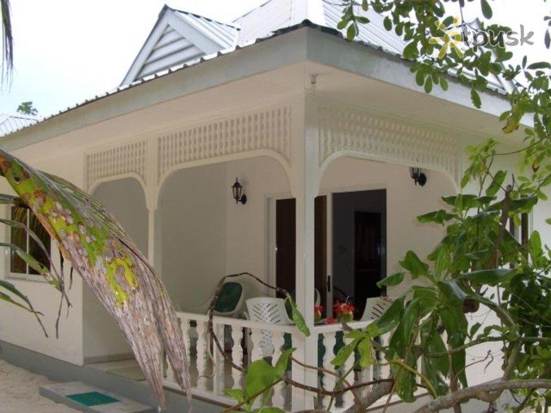 Отель Cap Jean Marie Beach Villas 2* о. Праслин Сейшельские о-ва