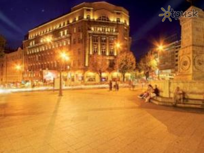 Отель Balkan Hotel 4* Белград Сербия