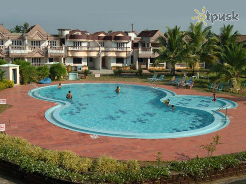 Отель Lotus Beach Resort 3* Южный Гоа Индия