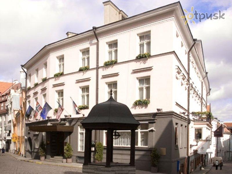 Отель St. Petersbourg Hotel 5* Таллин Эстония