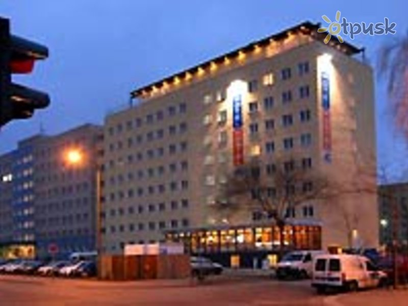Отель A&O City Hauptbahnhof Dresden 2* Дрезден Германия