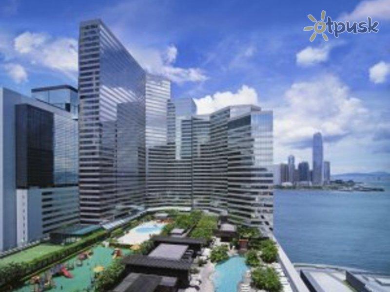 Отель Grand Hyatt Hong Kong 5* Гонконг Гонконг