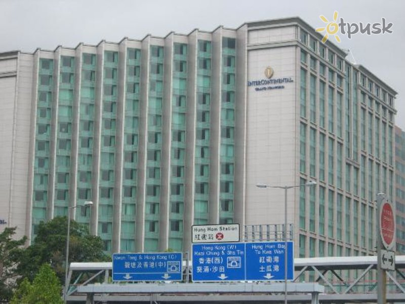 Отель Intercontinental Grand Stanford 5* Гонконг Гонконг