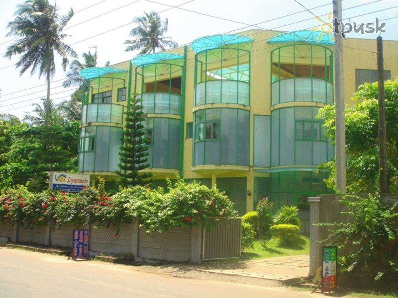 Отель Villa Jayananda 1* Диквелла Шри-Ланка