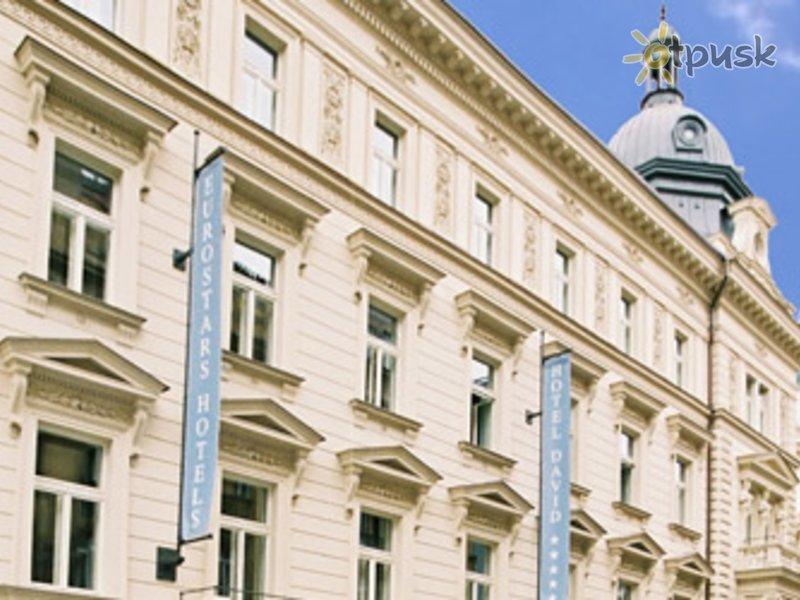 Отель Eurostars Hotel David 4* Прага Чехия