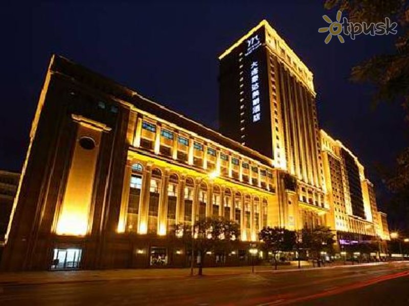 Отель Mercure Teda Dalian 5* Далянь Китай
