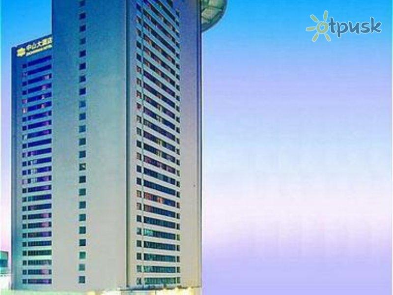 Отель Zhongshan Parkwin 4* Далянь Китай