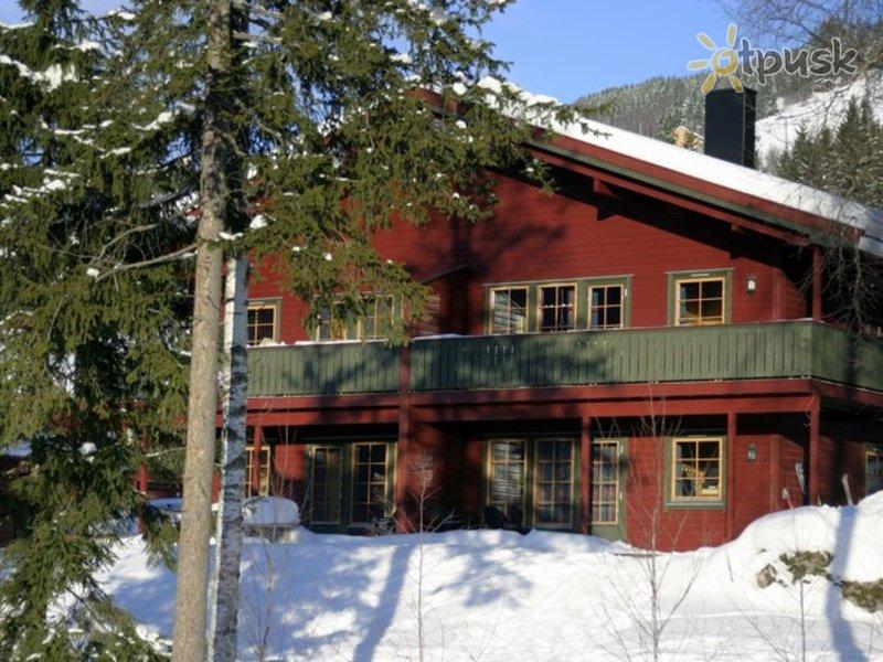 Отель Alpingrenda APT 3* Трюсиль Норвегия