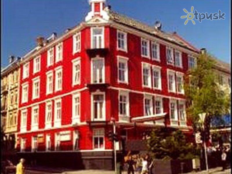 Отель Ambassadeur Bergen 3* Берген Норвегия
