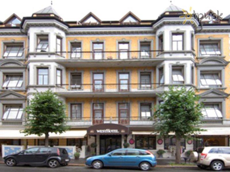 Отель Best Western West 3* Осло Норвегия