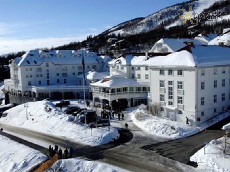 Отель Dr.Holms Hotel 4* Гейло Норвегия