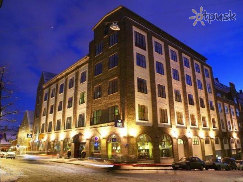 Отель First Hotel Marin 4* Берген Норвегия