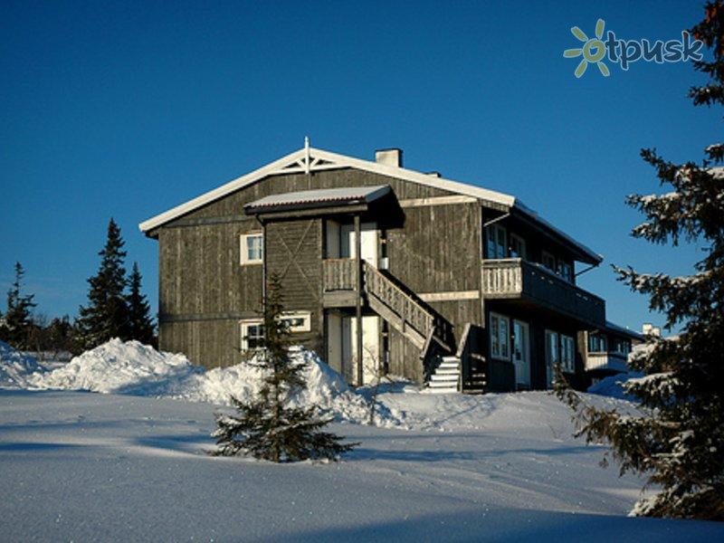 Отель Fjellrypa APT 3* Трюсиль Норвегия