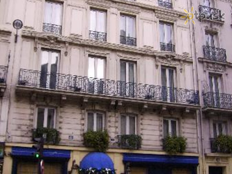 Отель Jules 4* Париж Франция