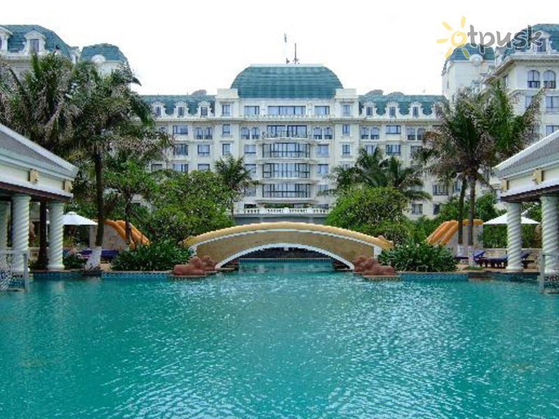 Отель Crowne Plaza Hainan Spa & Beach Resort 5* о. Хайнань Китай