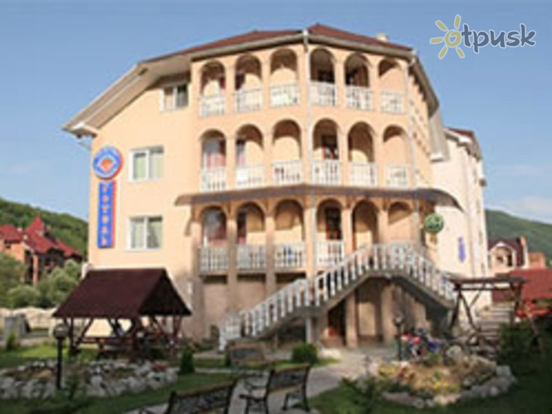 Отель Славутич-Закарпатье 2* Поляна Украина - Карпаты