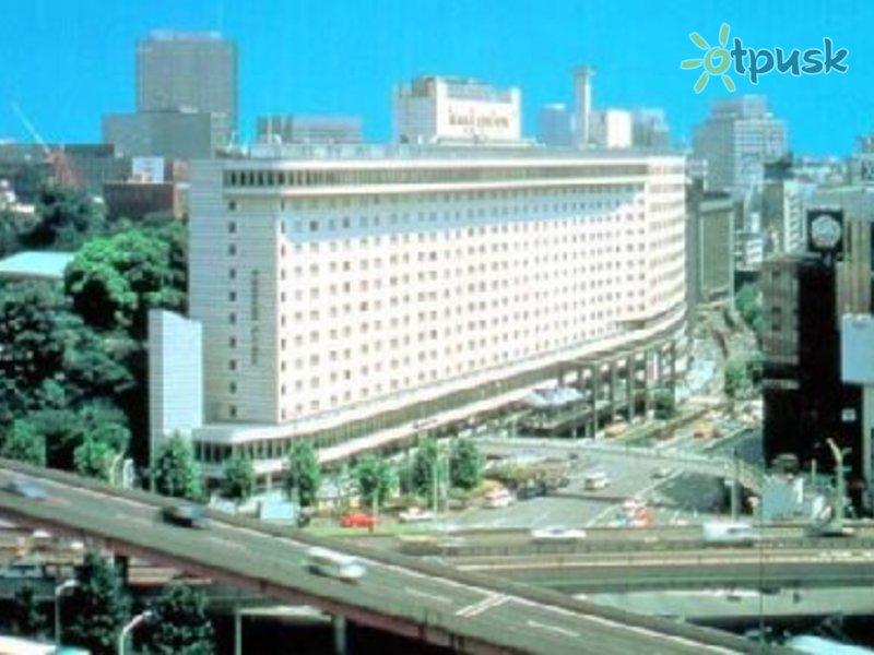 Отель Akasaka Excel Hotel Tokyu 4* Токио Япония